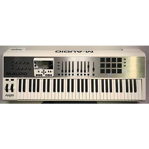 used m audio axiom air 61 key midi controller guitar center. Black Bedroom Furniture Sets. Home Design Ideas