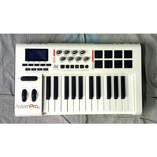 M-Audio Axiom Pro 25 Key MIDI Controller