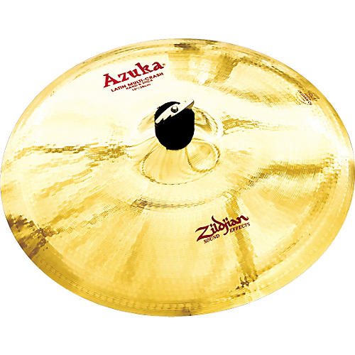 Zildjian Azuka Latin Multi-Crash Hand and Stick