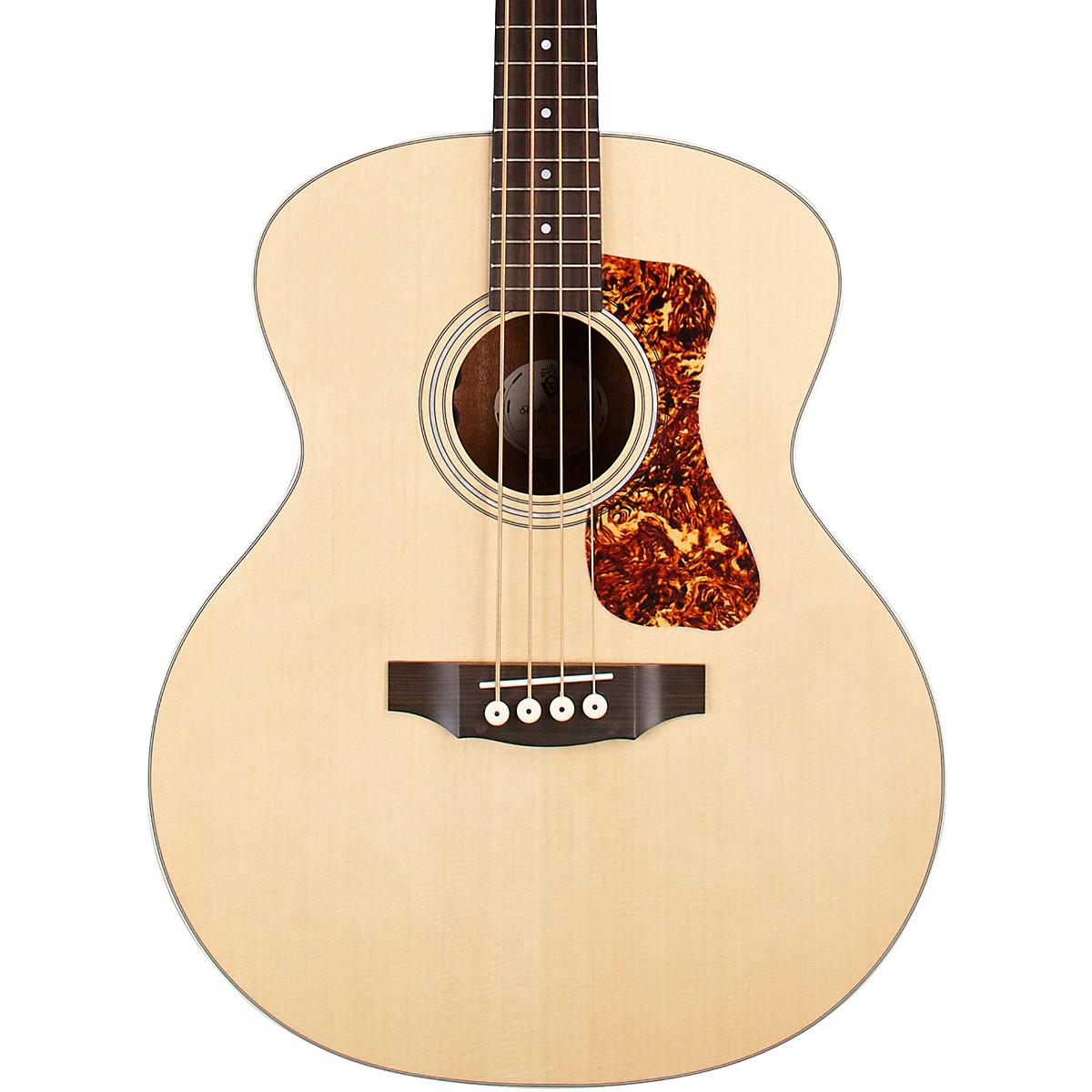 Guild B-240E Acoustic-Electric Bass Guitar