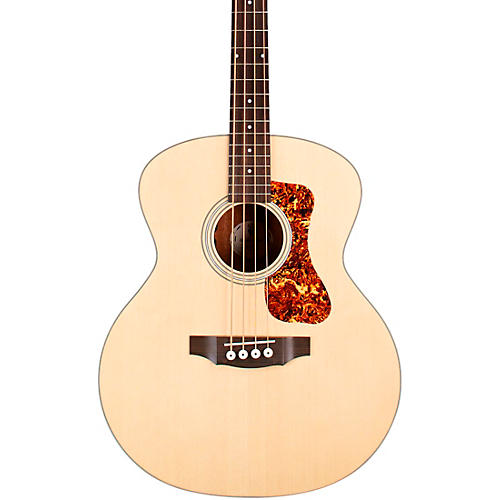 Guild B-240E Acoustic-Electric Bass with Gig Bag