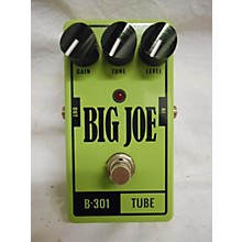 Big Joe Stomp Box Company B-301 Tube Effect Pedal