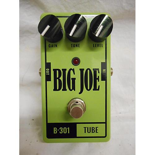 Big Joe Stomp Box Company B-301 Tube Effect Pedal
