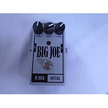 Big Joe Stomp Box Company B-303 Effect Pedal