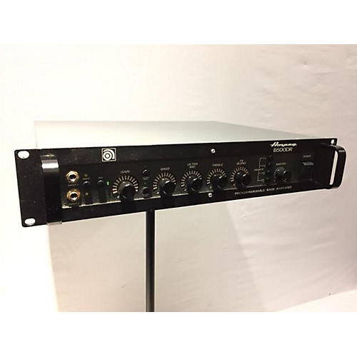 Ampeg B 500 Dr Bass Amp Head