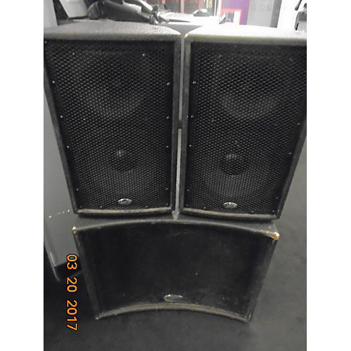 Peavey B 52 Pa Package Sound Package