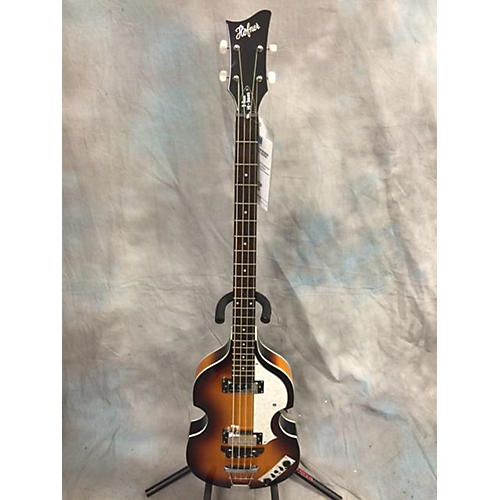 Hofner B-Bass Hi-Series Electric Bass Guitar