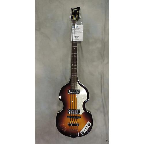 Hofner B Bass Hi Series Electric Bass Guitar
