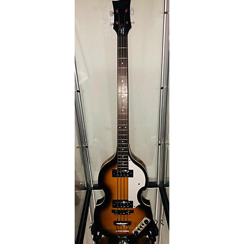 Hofner B-bass Icon Series Electric Bass Guitar