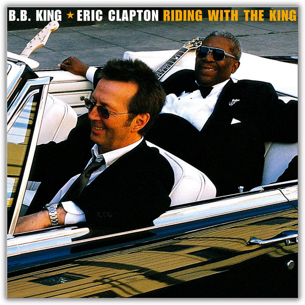 WEA B.B. King & Eric Clapton - Riding with the King Vinyl LP