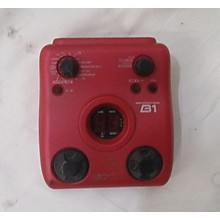 Zoom B1 Bass Effect Pedal