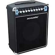 B100C 1X12 100W Bass Combo with Tilt-Back Cab Black