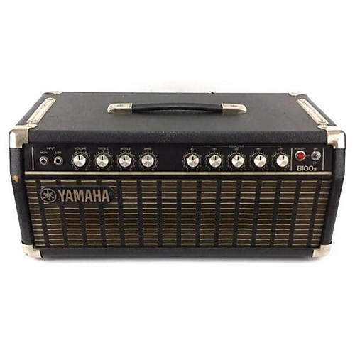 Yamaha B100II Bass Amp Head