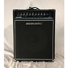 Acoustic B100MKII 100W 1x15 Bass Combo Amp
