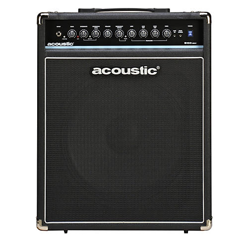 Acoustic B100mkII 100W Bass Combo Amp