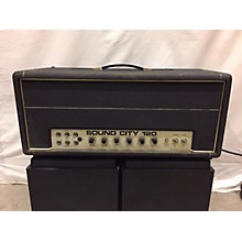 Sound City B120 Tube Bass Amp Head