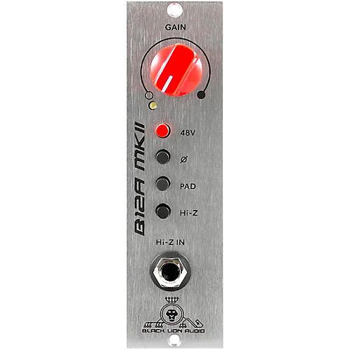 Black Lion Audio B12A MKII 500 Series Microphone Preamp / DI