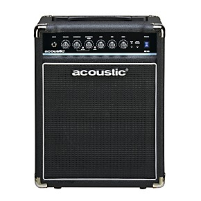 acoustic b15 15w bass combo amp black guitar center. Black Bedroom Furniture Sets. Home Design Ideas