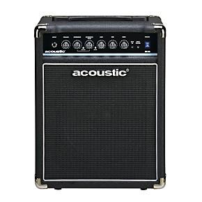 acoustic b15 15w bass combo amp black guitar center. Black Bedroom Furniture Sets. Home Design Ideas