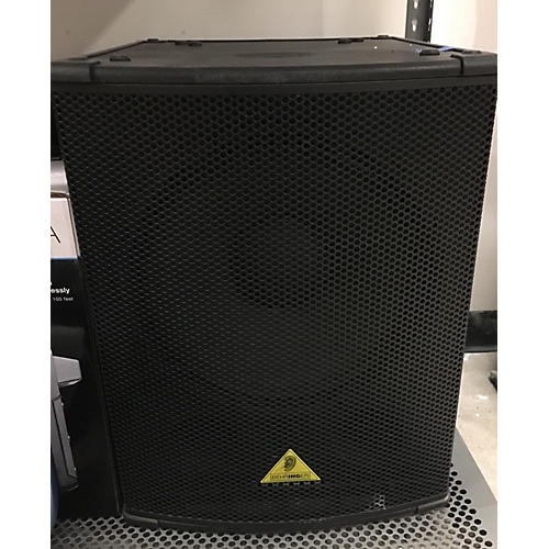 Behringer B1500D-PRO 15in 1400W Powered Subwoofer