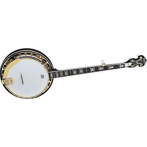 Washburn B17 Sunburst 5-String Banjo w/case