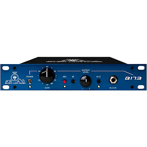 Black Lion Audio B173 Mic Preamp / DI