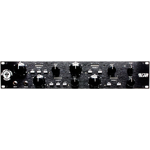 Black Lion Audio B173Quad 4-Channel Mic Pre