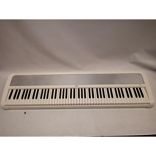 used korg b1sp digital piano guitar center. Black Bedroom Furniture Sets. Home Design Ideas