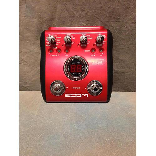 Zoom B2 Bass Effect Pedal