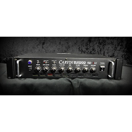 Carvin B2000 Bass Amp Head