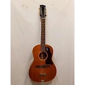vintage gibson b2512 12 string acoustic guitar natural guitar center. Black Bedroom Furniture Sets. Home Design Ideas