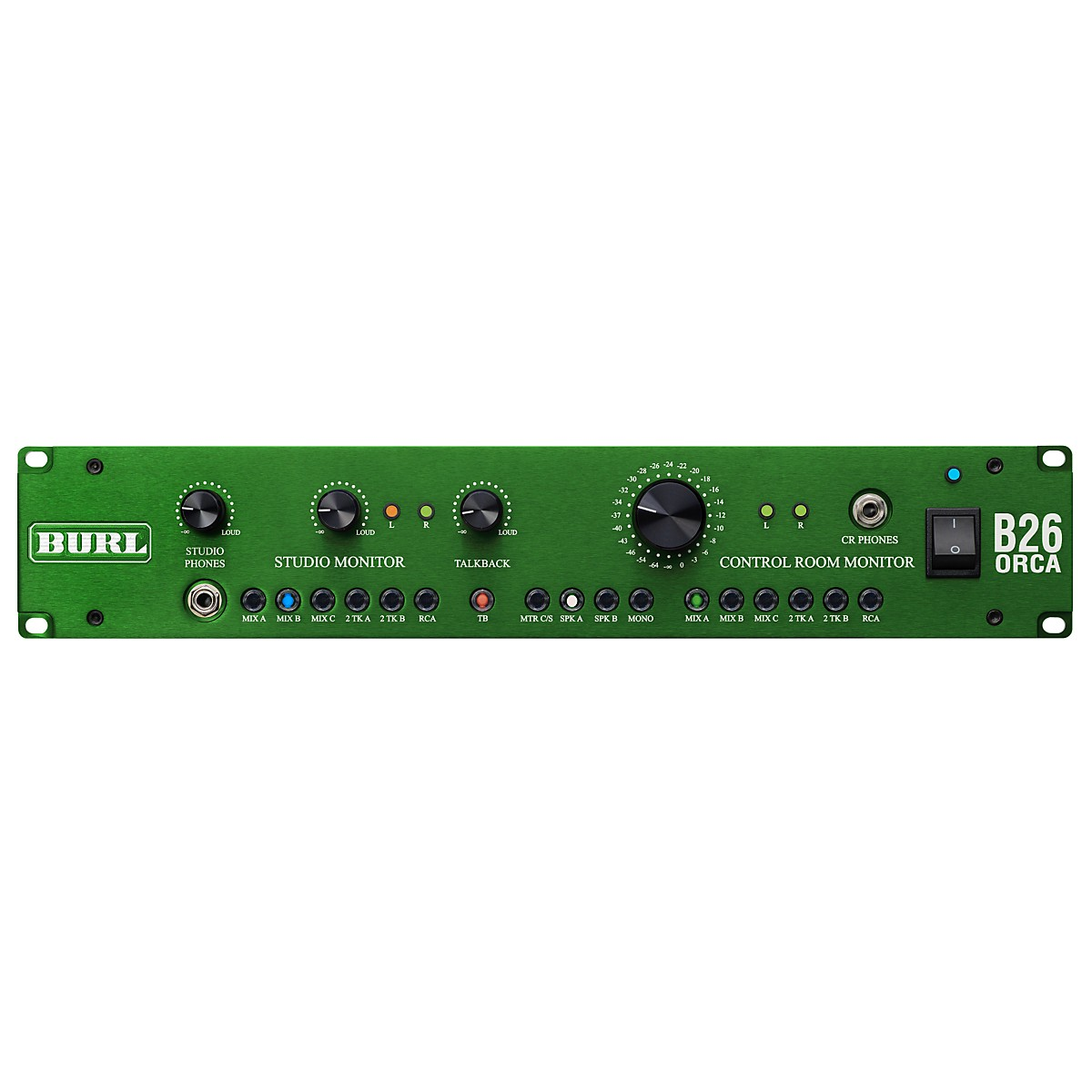 Burl Audio B26 Orca 6 Stereo Input Control Room Monitor