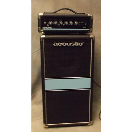Acoustic B260 MINI STACK Bass Stack