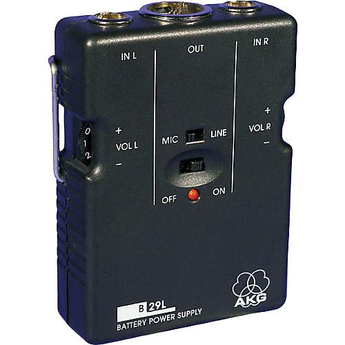 AKG B29L Battery Power Supply