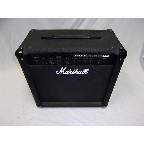 used marshall b30 bassstate bass combo amp guitar center. Black Bedroom Furniture Sets. Home Design Ideas