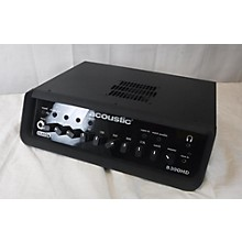 Acoustic B300hd Bass Amp Head