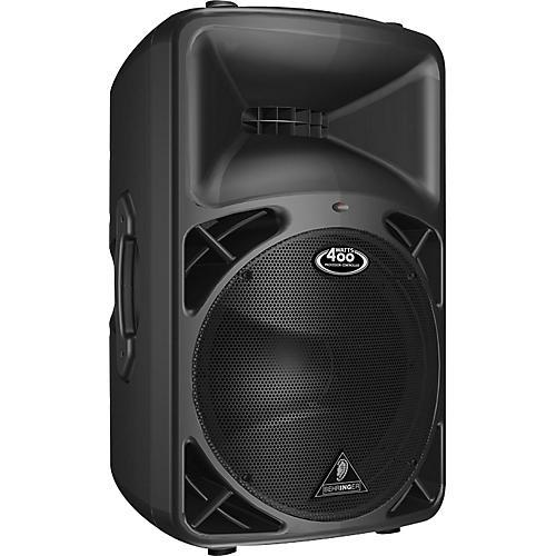 behringer b312a powered pa speaker guitar center. Black Bedroom Furniture Sets. Home Design Ideas