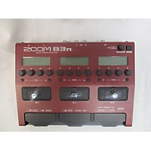 Zoom B3N Effect Processor