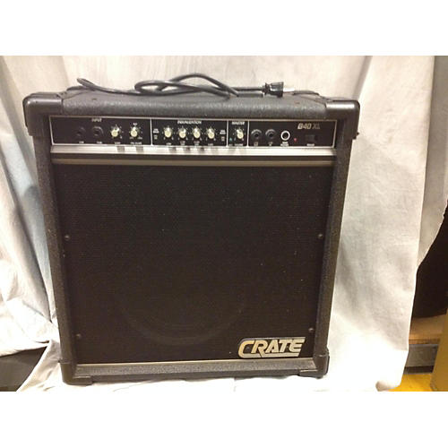 Crate B40 XL Bass Combo Amp