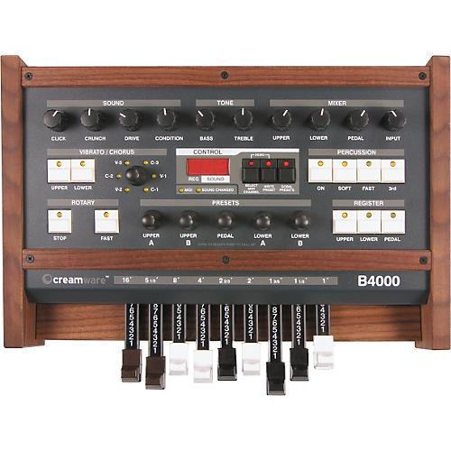 Creamware B4000 ASB B3 Emulator