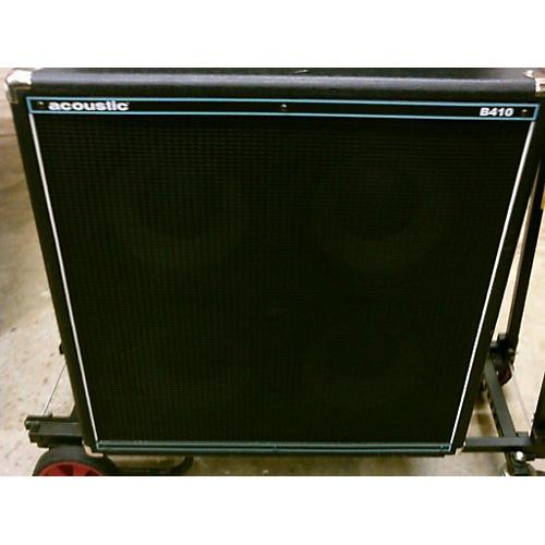 Acoustic B410 400W 4x10 Bass Cabinet