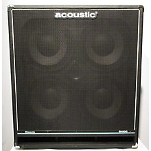 Acoustic B410C Bass Cabinet