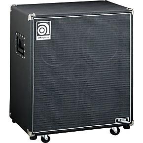 ampeg b410he 4x10 speaker cabinet guitar center. Black Bedroom Furniture Sets. Home Design Ideas