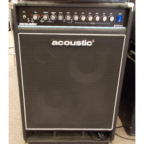 Acoustic B450MKII 450W 2X10 CK AND BLUE Bass Combo Amp