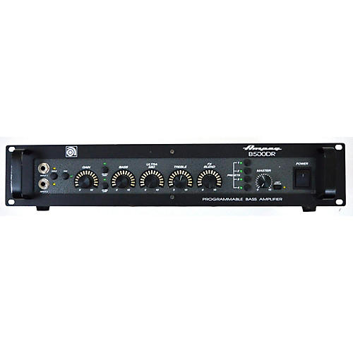 Ampeg B5000DR Bass Amp Head