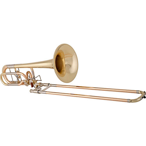 EDWARDS B502-I Custom Series Bass Trombone Outfit with Dual Bore Slide