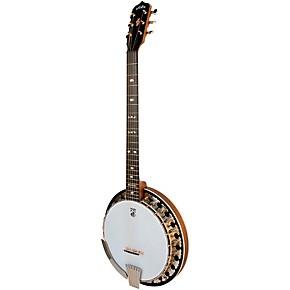deering b6 6 string banjo guitar center. Black Bedroom Furniture Sets. Home Design Ideas