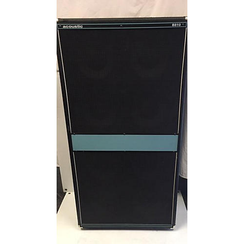 Acoustic B810 800W 8x10 Bass Cabinet