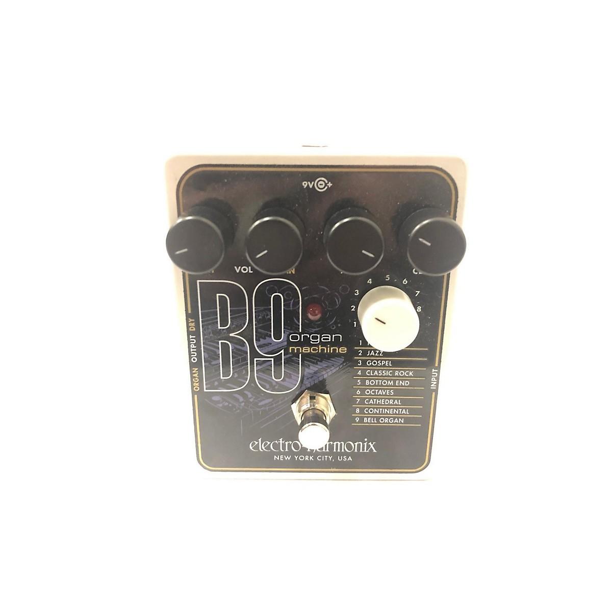 Electro-Harmonix B9 Organ Machine Effect Pedal