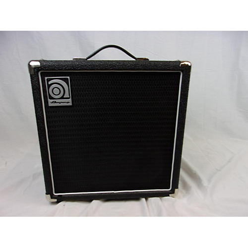 used ampeg ba108 25w 1x8 bass combo amp guitar center. Black Bedroom Furniture Sets. Home Design Ideas